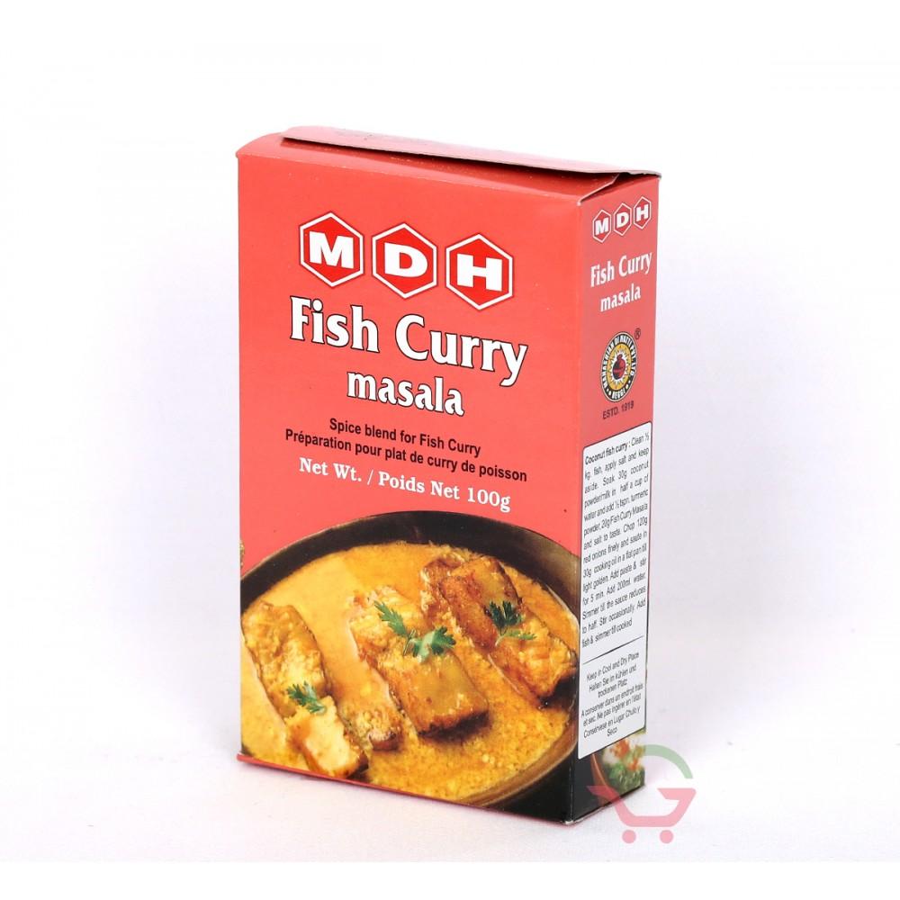 Bột gia vị cari cá Ấn Độ - Fish Masala MDH