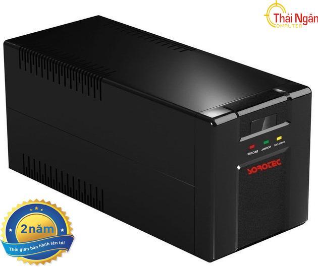 Bảng giá Bộ lưu điện cho camera UPS SOROTEC CAM600-18 - Chính hãng phân phối Phong Vũ