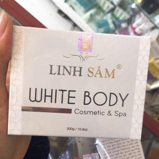 Kem dưỡng trắng da WHITE BODY Linh Sâm 300g làm trắng da toàn thân tại nhà thumbnail