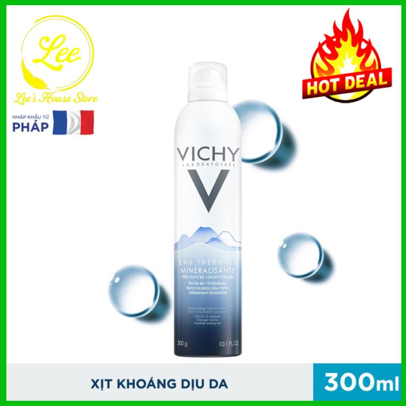 VICHY -XỊT KHOÁNG DƯỠNG DA 300ML giá rẻ