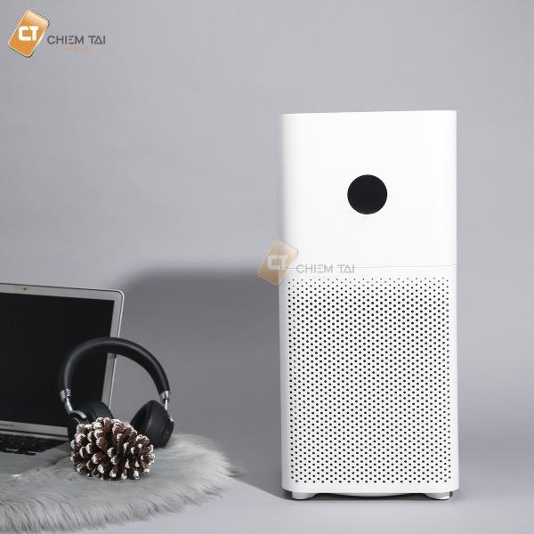 Máy Lọc Không Khí Xiaomi 3C Air purifier | May loc khong khi | Lõi HEPA lọc bụi mịn PM2.5 | HT STORE