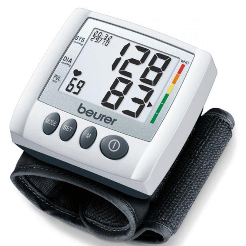 Máy đo huyết áp cổ tay Beurer BC30 - Hàng chính hãng nhập khẩu