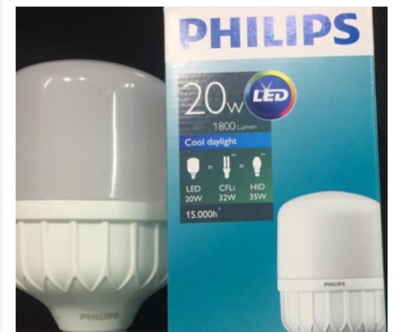 (Giá sập sàn) Bóng đèn LED BULD Trụ TRUEFORCE CORE 20w philips
