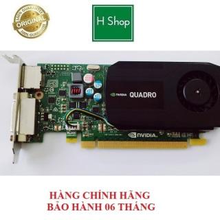 Card màn hình NVIDIA QUADRO K420 DDR3 128bit, hàng tháo máy chính hãng, bảo hành 6 tháng thumbnail