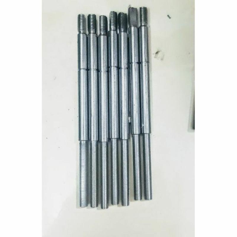 Trục quạt cho motor BLDC trục 8mm thu về  6mm