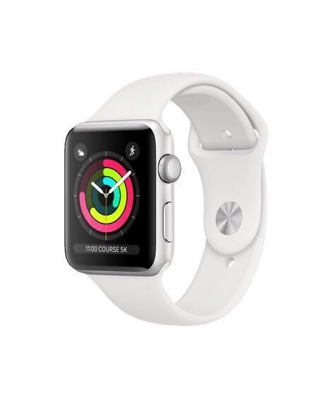 Apple Watch Series 3 - 42mm Bạc Giảm Duy Nhất Hôm Nay