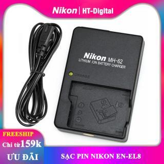 Sạc pin MH-62 cho pin máy ảnh Nikon EN-EL8 thumbnail