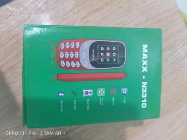 ĐTDĐ MAXX N3310 Classic 2 Sim