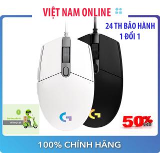 Chuột Chơi game Logitech G102 Prodigy RGB LED Gen 1 Gen 2 - Hãng phân phối chính thức (BH 24 Tháng) thumbnail