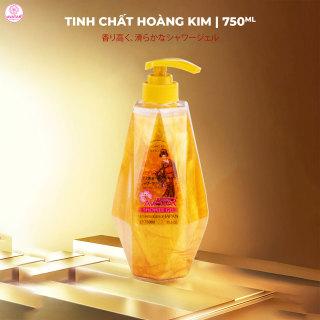 Sữa Tắm Hoàng Kim Nano Avatar 750ml loại bỏ hắc tố, da sáng đều màu (thích hợp cho cả gia đình) thumbnail