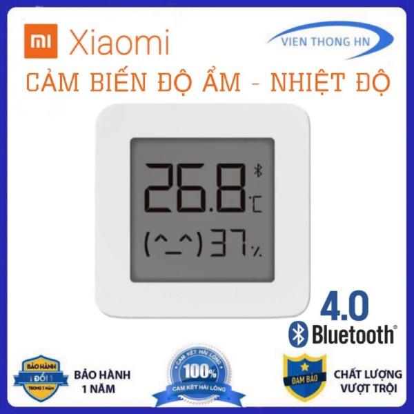 Đồng hồ đô độ ẩm nhiệt độ xiaomi Mijia 2 - ẩm kế bluetooth thông minh nhập khẩu