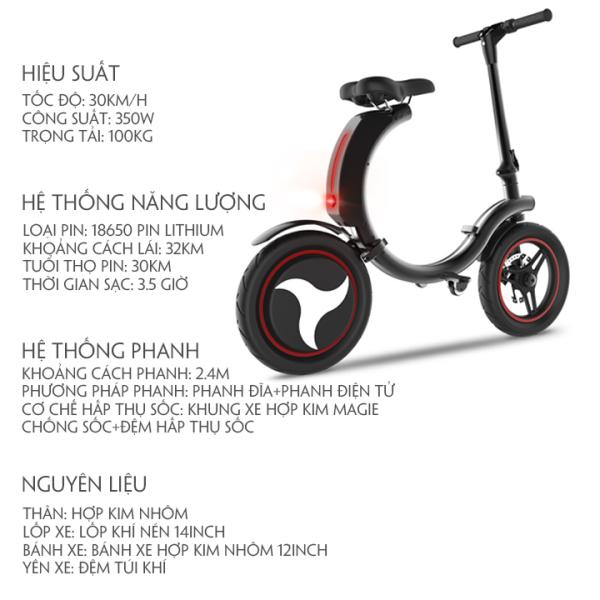 Mua Xe đạp điện - Xe đạp thể thao gấp gọn cao cấp