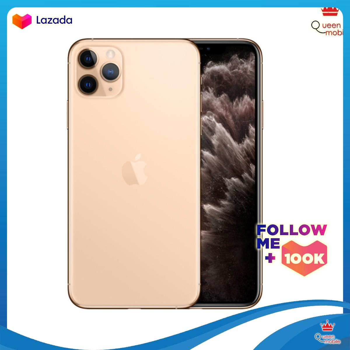 [HOT DEAL -QUEEN MOBILE] Điện Thoại iPhone 11 Pro Max...