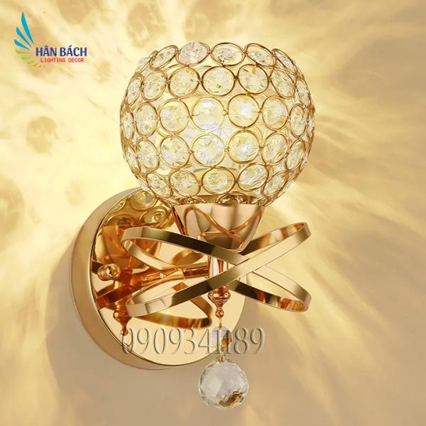 [HCM]Đèn tường trong nhà trang trí siêu đẹp MÃ DGT001 - Tặng kèm bóng LED cao cấp