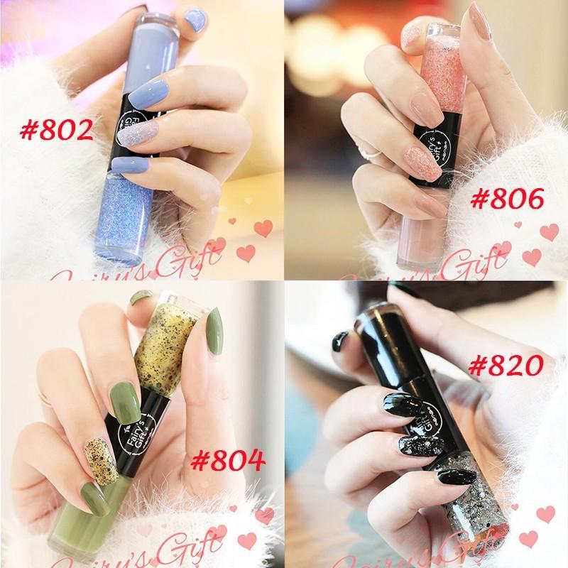 SANIYE Sơn móng tay 2 đầu chất lượng không thấm nước N8071 (có 20 màu để lựa chọn) - INTL giá rẻ