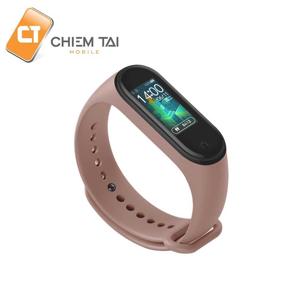 Vòng đeo Tay Thông Minh Xiaomi Mi Band 4, Cảm Biến Gia Tốc Ba Trục, Cảm Biến Nhịp Tim PPG, Hỗ Trợ Bluetooth 5.0 - Bảo Hành 3 Tháng Có Giá Rất Tốt