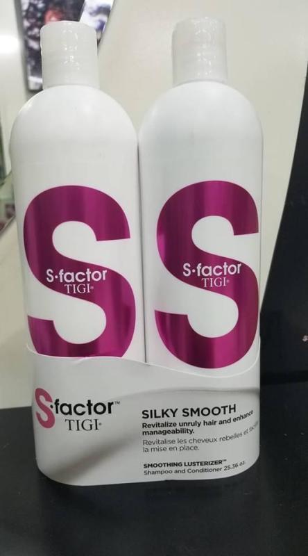 dầu gội xả Tigi S.factor