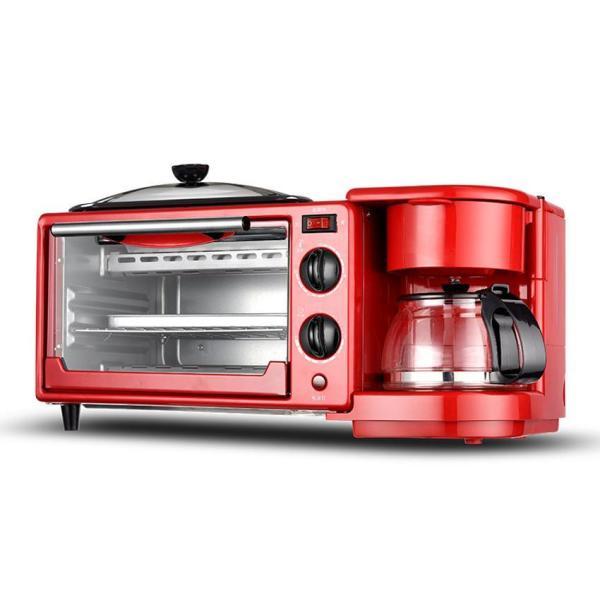 Bảng giá Lò nướng kiêm máy pha cà phê XD9L 1050W - Lò Nướng Điện Đa Năng Lò Nướng Điện Tử Đa Năng, Chiên Nướng Không Dầu, Quay thịt -Tiết Kiệm Điện - Nướng Chín Đều Nhanh Điện máy Pico