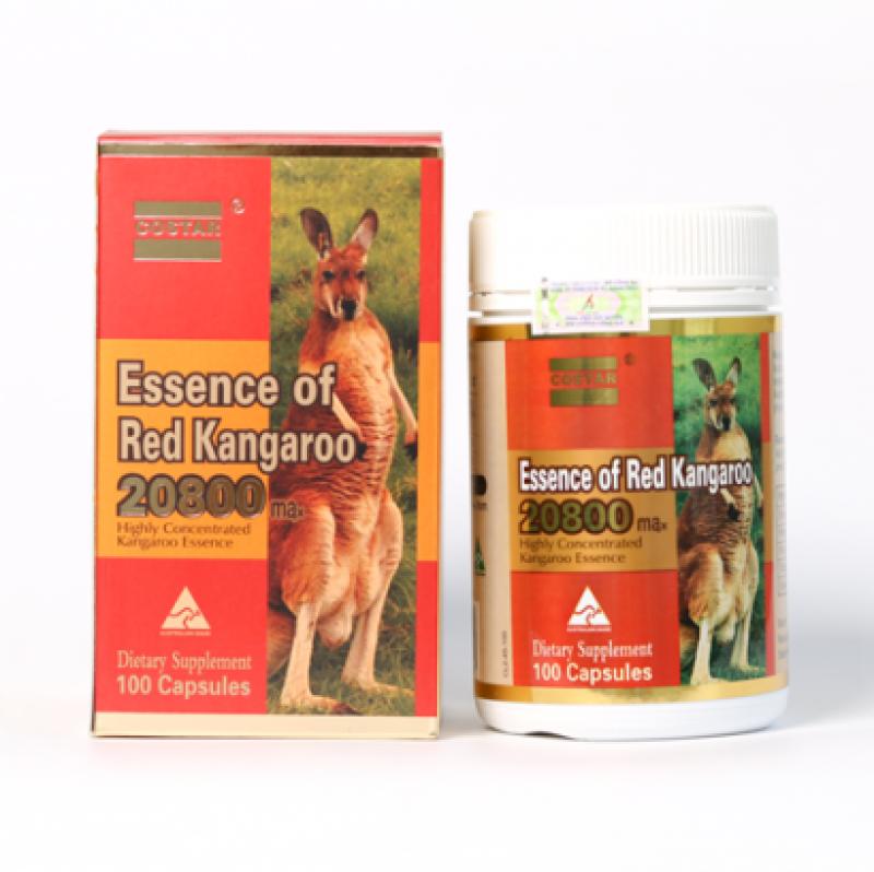 Viên Uống Hỗ Trợ Sinh Lý Nam Giới Kangaroo Essence 100 viên