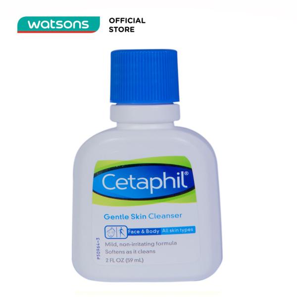 Sữa Rửa Mặt Cetaphil Gentle Skin Cleanser 59ml