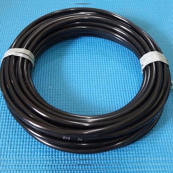 Bảng giá Siêu KM- Cuộn 15M dây phun sương PE màu đen 8mm