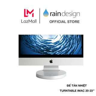 ĐẾ TẢN NHIỆT RAIN DESIGN (USA) I360 TURNTABLE IMAC 20-23 SILVER RD-10006 - HÀNG CHÍNH HÃNG thumbnail