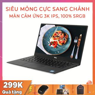 Dell XPS 9350 Cảm Ứng Sang Chảnh, i5-6200U, RAM 8G, SSD 256G, VGA Intel HD 520, Màn 13.3 Full HD IPS, Viền Siêu Mỏng thumbnail