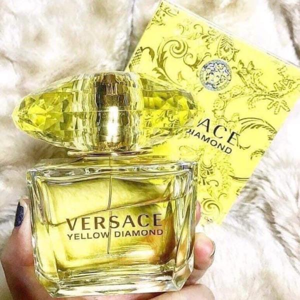 nước hoa Versace Yellow Diamond Full 90 ML