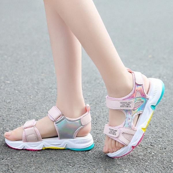 Giá bán dép sandal bé gái cao cấp - QN344N