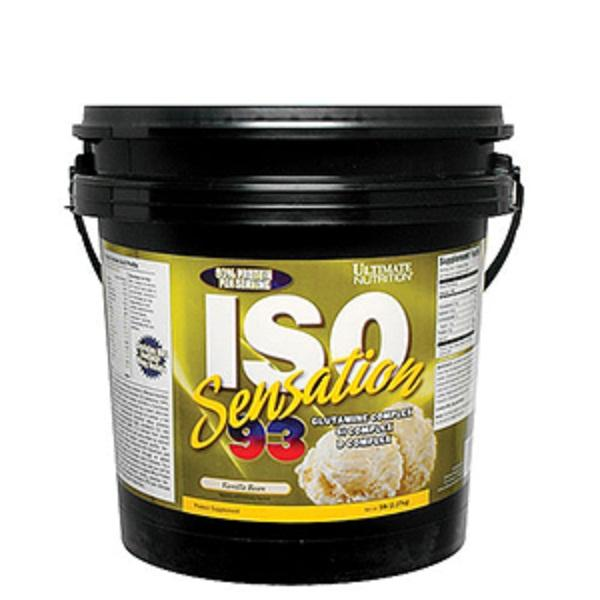 Sữa tăng cơ- Whey Protein- UltimateNutrition Iso 93 Sensation 5lbs