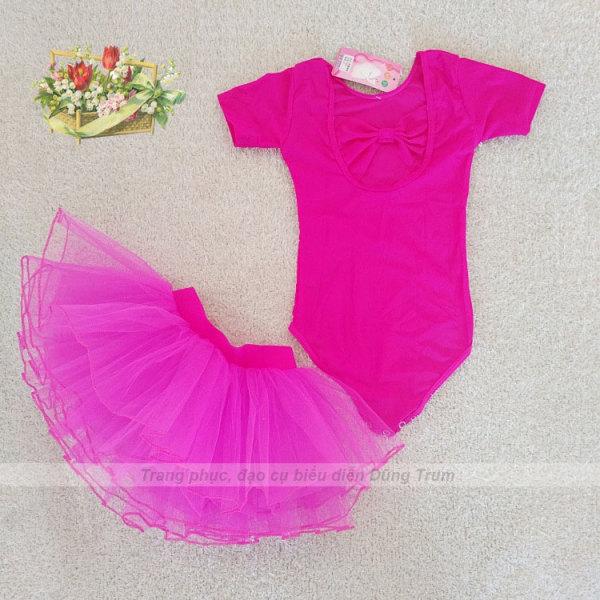 Giá bán [VÁY ĐẸP] Váy bale múa cho bé, váy rời, co dãn, thấm hút mồ hôi