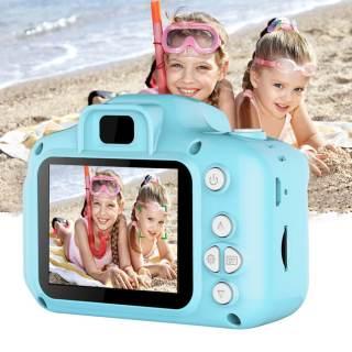 Máy Ảnh Kỹ Thuật Số Trẻ Em UINN X2 Camera Mini Độ Nét Cao Đa Chức Năng Với Đầu Đọc Thẻ Hỗ Trợ Thẻ Nhớ