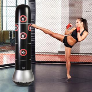 Bao trụ đấm bốc tự cân bằng TẶNG KÈM BƠM - Luyện tập thể lực - nâng cao kĩ năng thể lực - hàng cao cấp [BOXING] thumbnail