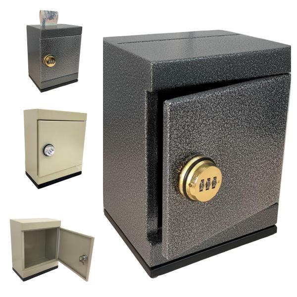 Két sắt mini khóa mã số không chìa Lớn/Nhỏ