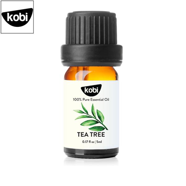 Tinh dầu Tràm Trà Kobi Tea Tree essential oil giúp chăm sóc da, kháng khuẩn hiệu quả giá rẻ