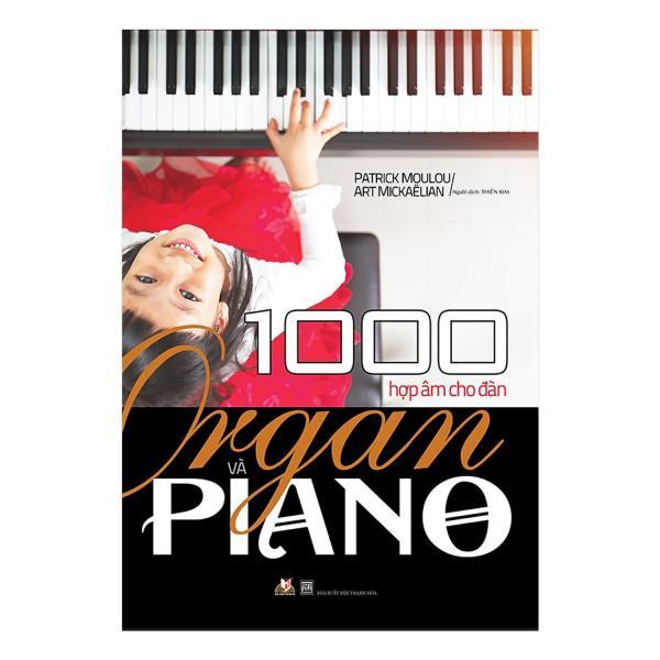 Mua 1000 hợp âm cho đàn Organ và Piano