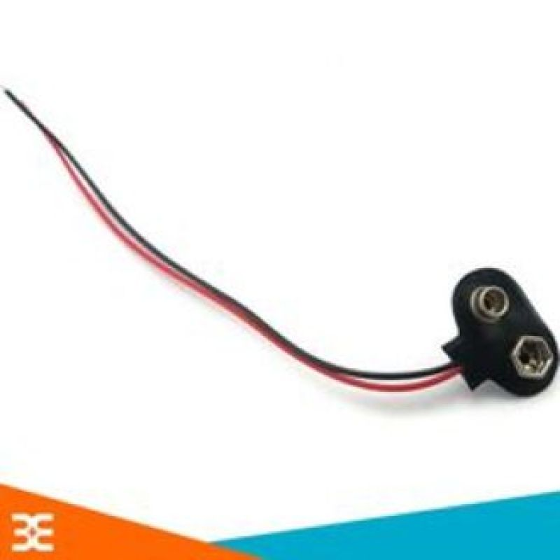 Bảng giá [HCM]Bộ 10 dây đế pin 9V