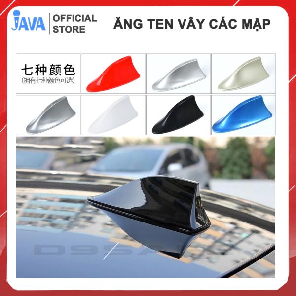 Anten Vây Cá Mập đuôi xe có ăng ten Radio AM / FM ô tô xe hơi - 7 màu - anten Thời Trang