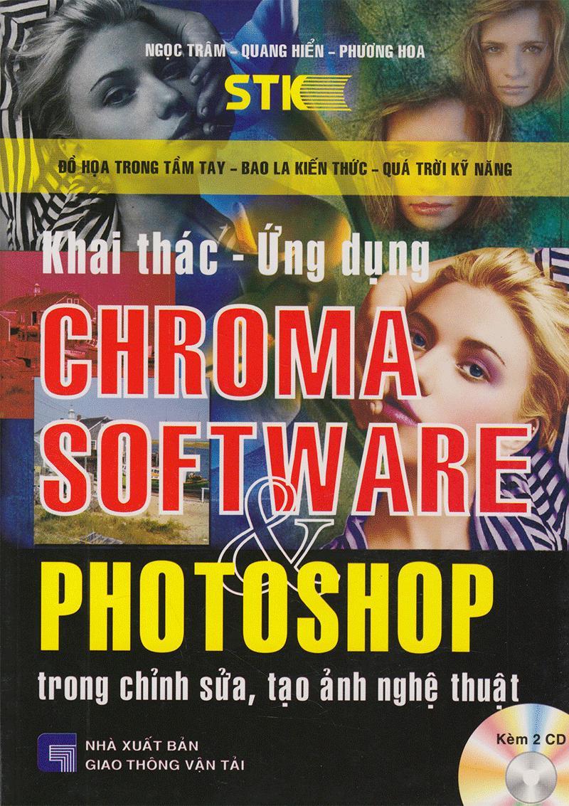 Mua Khai Thác - Ứng Dụng Chroma Software & Photoshop Trong Chỉnh Sửa, Tạo Ảnh Nghệ Thuật