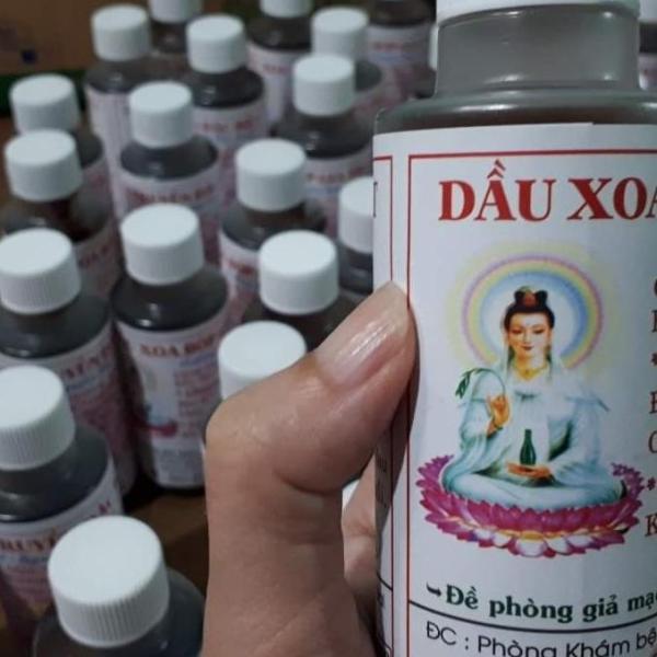 COMBO 10 LỌ Dầu Xoa Bóp Gia Truyền Của Lương Y Nguyễn Thị Thu Thủy giá rẻ
