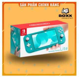 Máy chơi game Nintendo Switch Lite - bảo hành 12 tháng kèm quà tặng thumbnail