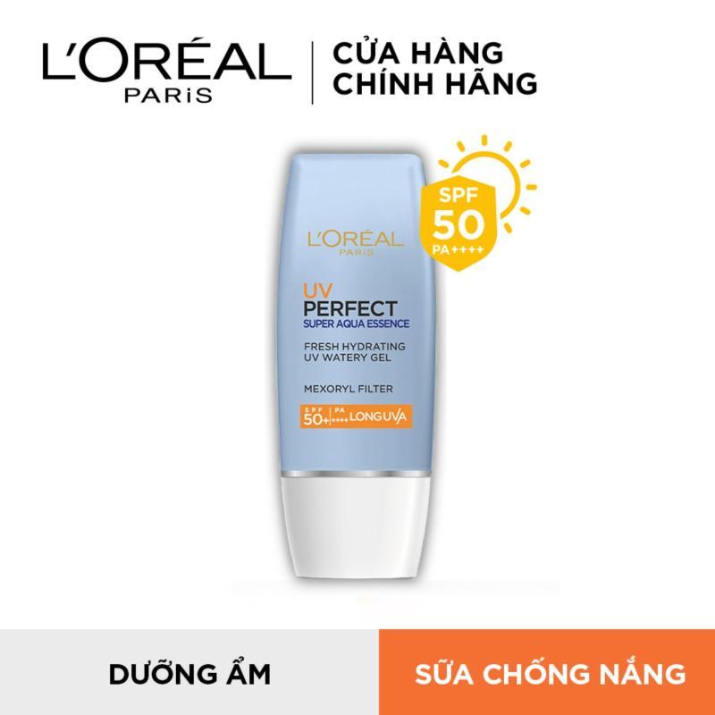 Kem chống nắng bảo vệ da LOreal Paris UV Perfect SPF50+ PA++++ 30ml nhập khẩu