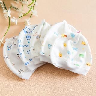 Mũ sơ sinh ấm áp, bảo vệ đầu cho bé tránh gió thumbnail
