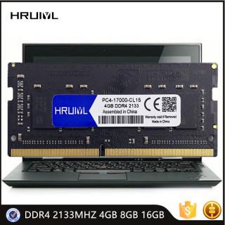 HRUIYL DDR4 SODIMM 2133MHz 8G 16G 4GB Laptop Memory RAM PC4 17000S 1.2V DRAM 260 Pin Intel Game Notebook Memoria Sticks New thumbnail
