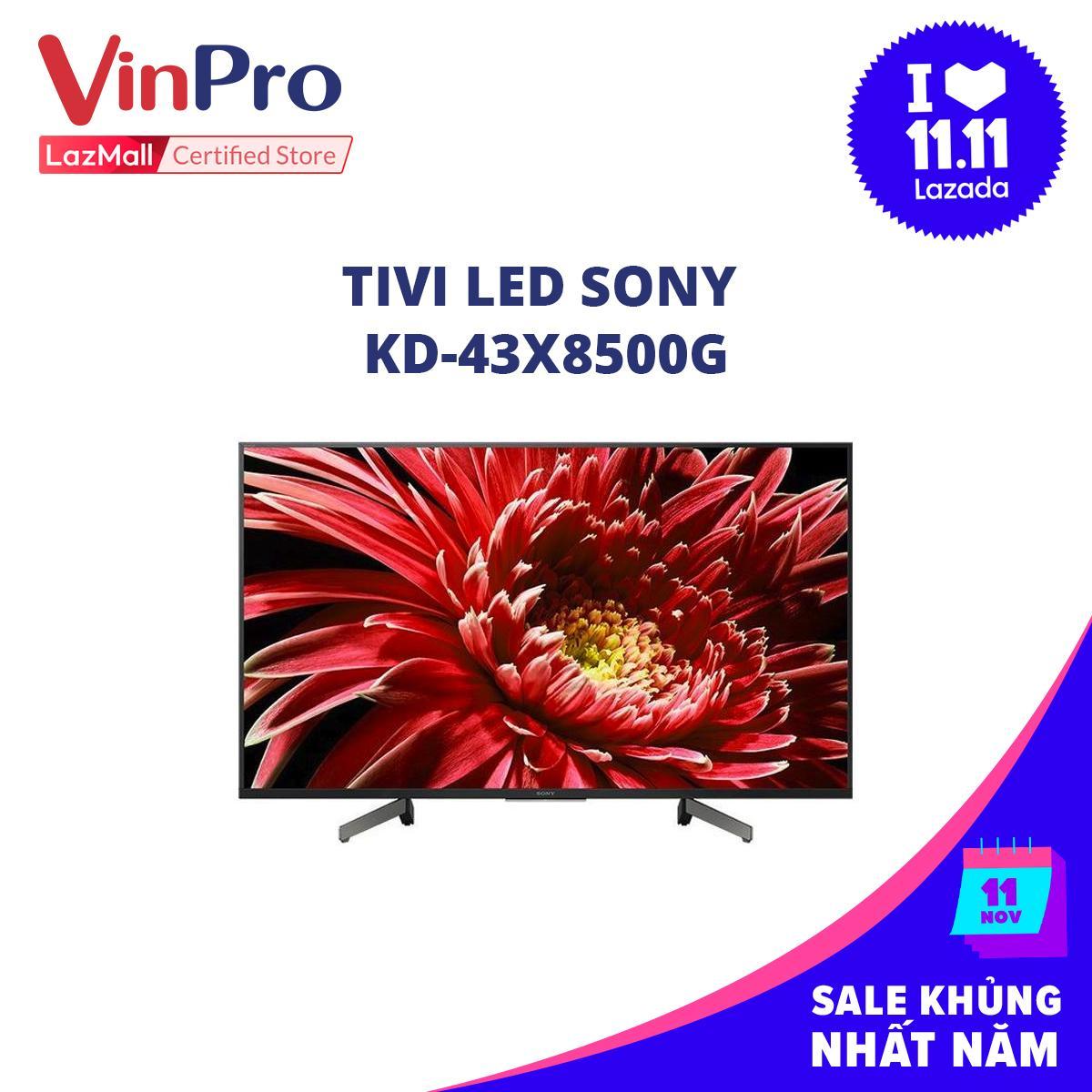 Bảng giá TIVI LED SONY KD-43X8500G