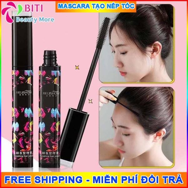 Chuốt tóc con, chải tóc Mascara Biti Shop tạo kiểu tóc đẹp vuốt tóc con gọn gàng vào nếp kích thước nhỏ gọn bỏ túi cực tiện lợi - Mỹ phẩm nội địa Trung BitiShop giá rẻ