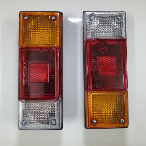 Đèn Hậu Xe Tải KIA 1T Đời 90 (bán theo cặp & bán lẻ từng cái) - L17