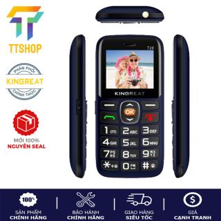 Điện thoại Kingreat T28 - 2 sim - Bàn phím lớn - Hàng chính hãng nguyên seal thumbnail