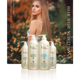 Dầu gội xả Biotin & Collagen New 1000ml - Ý thumbnail