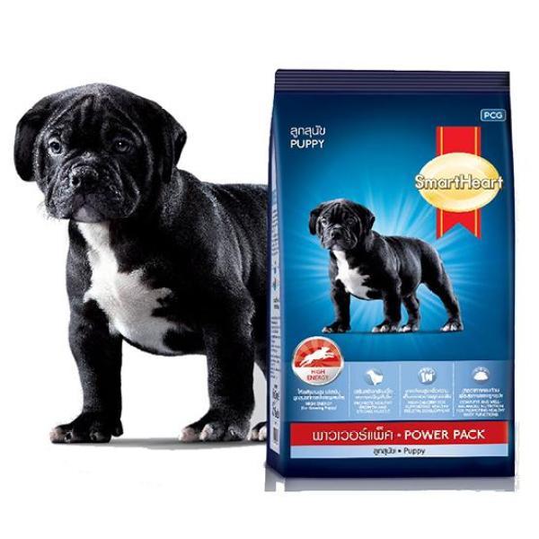 Thức ăn cho chó con Smatheart Power Pack Puppy 3kg